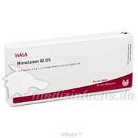 HIRNSTAMM GL D 5, 10X1 ML, Wala Heilmittel GmbH