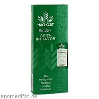 Macholdt Aktiv Kinder-Inhalator m.1xEukalyptusöl, 1 ST, Weko-Pharma GmbH