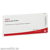 ERYTHROCYTEN GL D15, 10X1 ML, Wala Heilmittel GmbH