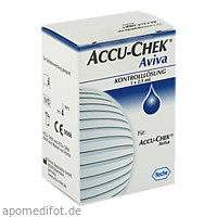 Accu-Chek Aviva Kontroll-Lösung, 1X2.5 ML, Roche Diabetes Care Deutschland GmbH