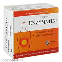 Enzymatin, 120 ST, Intercell-Pharma GmbH