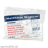 EINMALHANDSCHUHE YPSIMED, 4 ST, Holthaus Medical GmbH & Co. KG