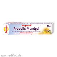 AAGAARD Propolis Mundgel, 20 ML, Roha Arzneimittel GmbH