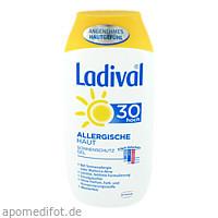 Ladival allerg. Haut Gel LSF30, 200 ML, STADA Consumer Health Deutschland GmbH
