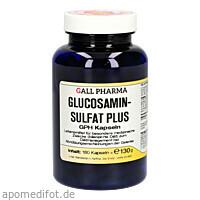 GLUCOSAMINSULFAT PLUS, 180 ST, Hecht-Pharma GmbH