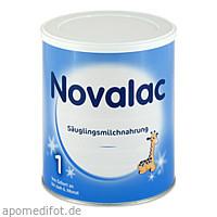Novalac 1 Säuglings-Milchnahrung, 800 G, Vived GmbH