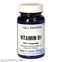 VITAMIN B1 GPH 1.4mg, 60 ST, Hecht-Pharma GmbH
