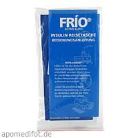 FRIO INSULIN EINZEL KÜHLTASCHE, 1 ST, FRIO DEUTSCHLAND GmbH
