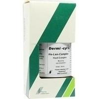Dermi-cyl L Ho-Len-Complex Haut-Complex, 100 ML, Pharma Liebermann GmbH
