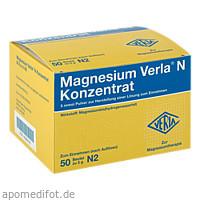 MAGNESIUM VERLA N KONZENTRAT, 50 ST, Verla-Pharm Arzneimittel GmbH & Co. KG