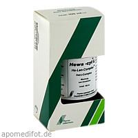 Hewa-cyl L Ho-Len-Complex Herz-Complex, 100 ML, Pharma Liebermann GmbH