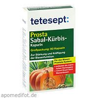 tetesept PROSTA SABAL-Kürbis, 90 ST, Merz Consumer Care GmbH