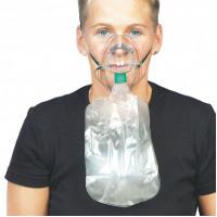 Hyperventilationsmaske PVC-Latexfrei, 1 ST, Diaprax GmbH