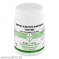 Nopal Kaktus 500mg, 60 ST, Velag Pharma GmbH