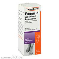 FUNGIZID RATIOPHARM PUMPSP, 40 ML, ratiopharm GmbH