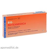 B12 ROTEXMEDICA, 10X1 ML, Panpharma GmbH