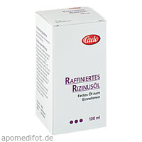 Rizinusöl raffiniert Caelo HV-Packung, 100 ML, Caesar & Loretz GmbH