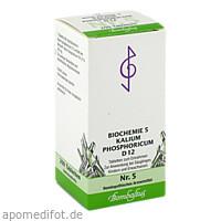 Biochemie 5 Kalium phosphoricum D 12, 200 ST, Bombastus-Werke AG