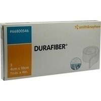 Durafiber 4x10cm, 5 ST, Smith & Nephew GmbH