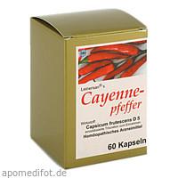 Cayennepfeffer, 60 ST, Diamant Natuur GmbH
