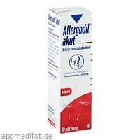 Allergodil akut Nasenspray, 10 ML, Meda Pharma GmbH & Co. KG