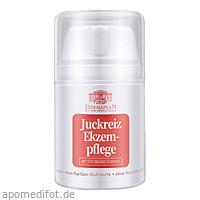 Dermaplan Juckreiz Ekzem Pflege (Pumpflasche), 50 ML, EVR Medical Conceptions