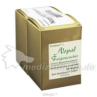 NOPAL Feigencactus Kapseln, 120 ST, B&K Nutripharm GmbH
