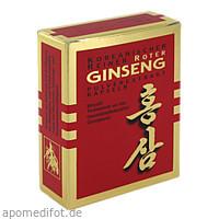 KOREANISCH REIN ROT GINS PULVEREXTRAKT KAPSELN, 30 ST, Kgv Korea Ginseng Vertriebs GmbH