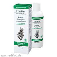 ExtraHair Hair Care System Revital Shampoo Schoe, 200 ML, Salus Pharma GmbH