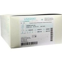 LIGASANO PADS 24X16X1 STER, 10 ST, Ligamed Medical Produkte GmbH