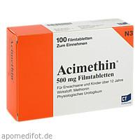 ACIMETHIN, 100 ST, ratiopharm GmbH