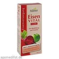Eisen Vital Flüssig, 500 ML, Hübner Naturarzneimittel GmbH