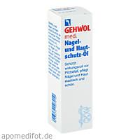 GEHWOL MED NAGEL U HAUTSCH, 15 ML, Eduard Gerlach GmbH