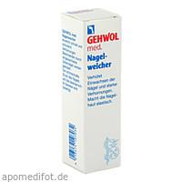 GEHWOL MED NAGELWEICHER, 15 ML, Eduard Gerlach GmbH