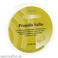PROPOLIS SALBE AURICA, 100 ML, Aurica Naturheilm.U.Naturwaren GmbH