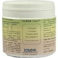 Dolomit Calcium Magnesium Basen Pulver Icron Vital, 300 G, Axisis GmbH