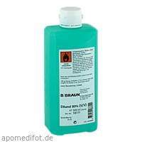 Ethanol 80% V/V Hyg. Händedesinfektion, 500 ML, B. Braun Melsungen AG