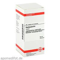CHELIDONIUM D 6, 200 ST, Dhu-Arzneimittel GmbH & Co. KG