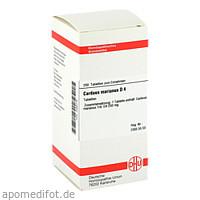 CARDUUS MAR D 4, 200 ST, Dhu-Arzneimittel GmbH & Co. KG
