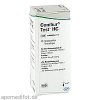 COMBUR 5 TEST HC Teststreifen, 10 ST, Actipart GmbH