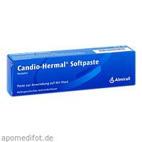 CANDIO HERMAL SOFTPASTE, 20 G, Almirall Hermal GmbH
