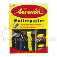 AEROXON MOTTENPAPIER, 2X10 ST, Aeroxon Insect Control GmbH