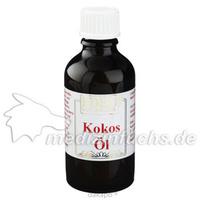 KOKOS-ÖL, 50 ML, Edel Naturwaren GmbH