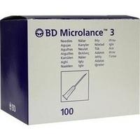 BD MICROLANCE 24G KAN 1, 100 ST, Becton Dickinson GmbH