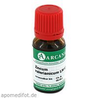 ZINCUM VALERIAN ARCA LM 6, 10 ML, ARCANA Dr. Sewerin GmbH & Co. KG