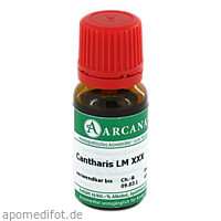 CANTHARIS ARCA LM 30, 10 ML, ARCANA Dr. Sewerin GmbH & Co. KG