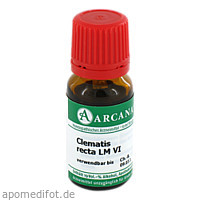 CLEMATIS ARCA LM 6, 10 ML, ARCANA Dr. Sewerin GmbH & Co. KG