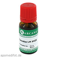 COCCULUS ARCA LM 18, 10 Milliliter, ARCANA Dr. Sewerin GmbH & Co. KG