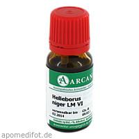 HELLEBORUS NIGER AR LM 6, 10 ML, ARCANA Dr. Sewerin GmbH & Co. KG