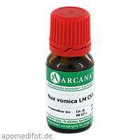 NUX VOMICA ARCA LM 120, 10 ML, ARCANA Dr. Sewerin GmbH & Co. KG